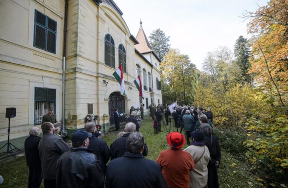 Mindszenty Józsefre emlékeztek Nógrád megyében