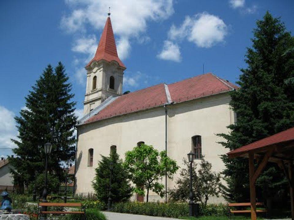 Templomszentelés Galgagután
