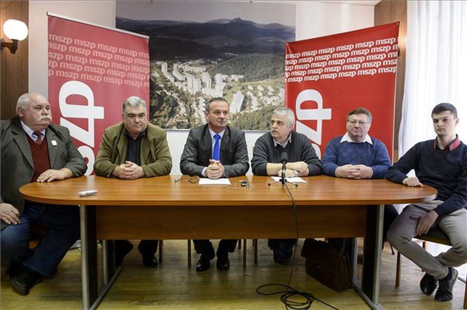 Fekete Zsoltot indítják baloldali szervezetek a salgótarjáni polgármesteri posztért