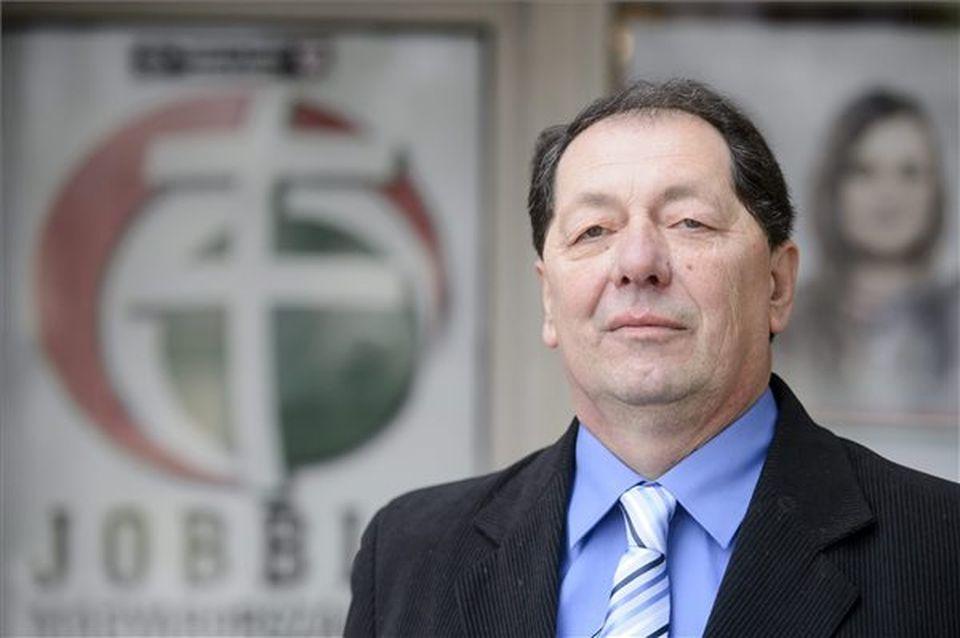 Hulitka István a Jobbik polgármesterjelöltje Salgótarjánban