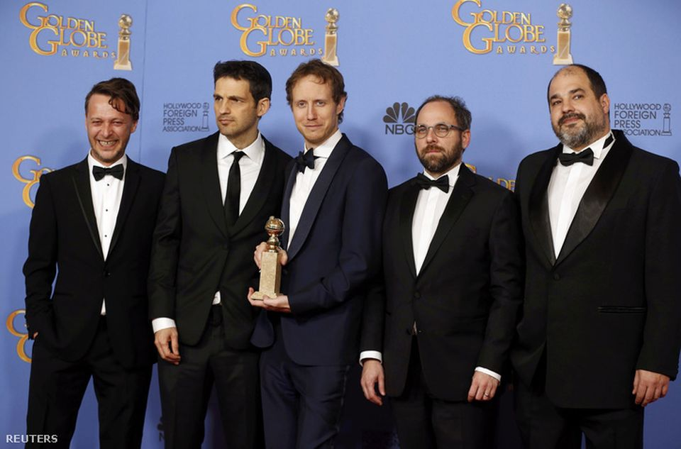 Itt az első Golden Globe-díjas magyar film