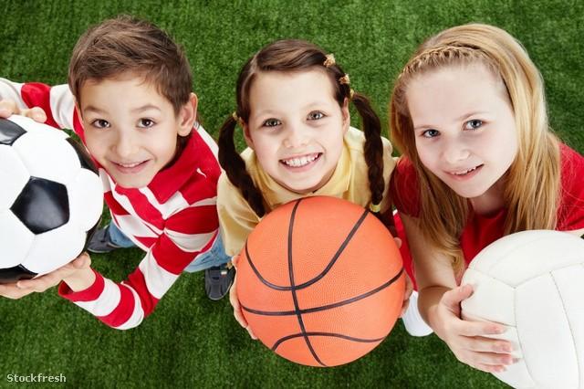 Pályázati lehetőség, hogy minél több iskolás gyerek sportolhasson