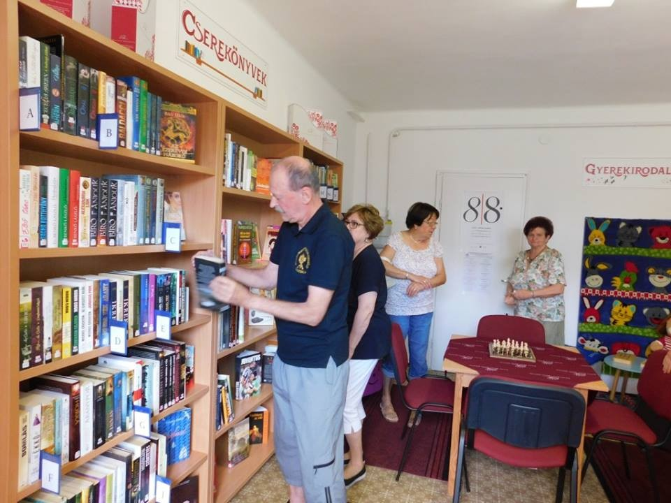 Új fiókkönyvtárat nyitottak Salgótarján Beszterce lakótelepén