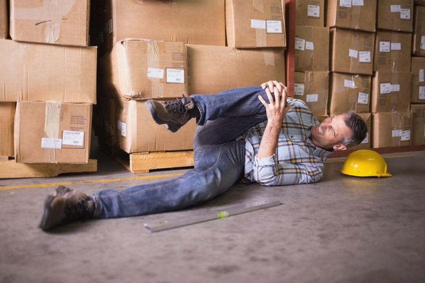 Szerencsére nincs túl sok munkahelyi baleset a megyében