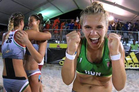 Világbajnok az U17-es leány strandkézilabda-válogatott