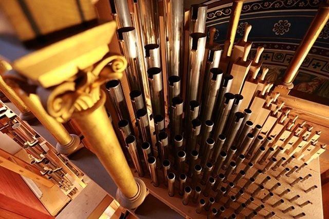 Orgonakoncertre készül Balassagyarmat