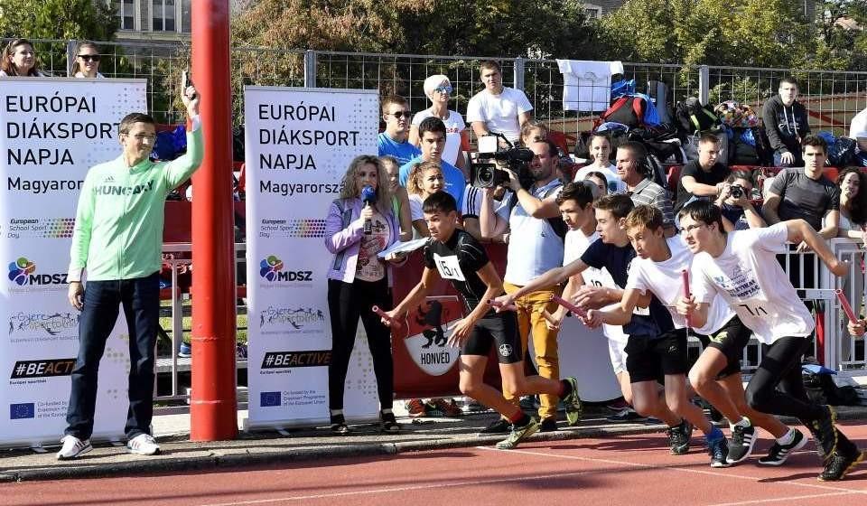 A nógrádi gyerekek részvételére is számítanak az Európai Diáksport Napján