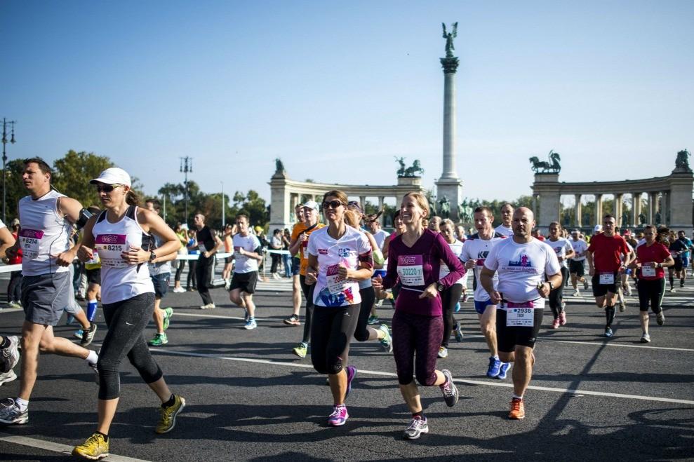 Váltókban remekeltek a nógrádiak a 32. Wizz Air Budapest Félmaratonon