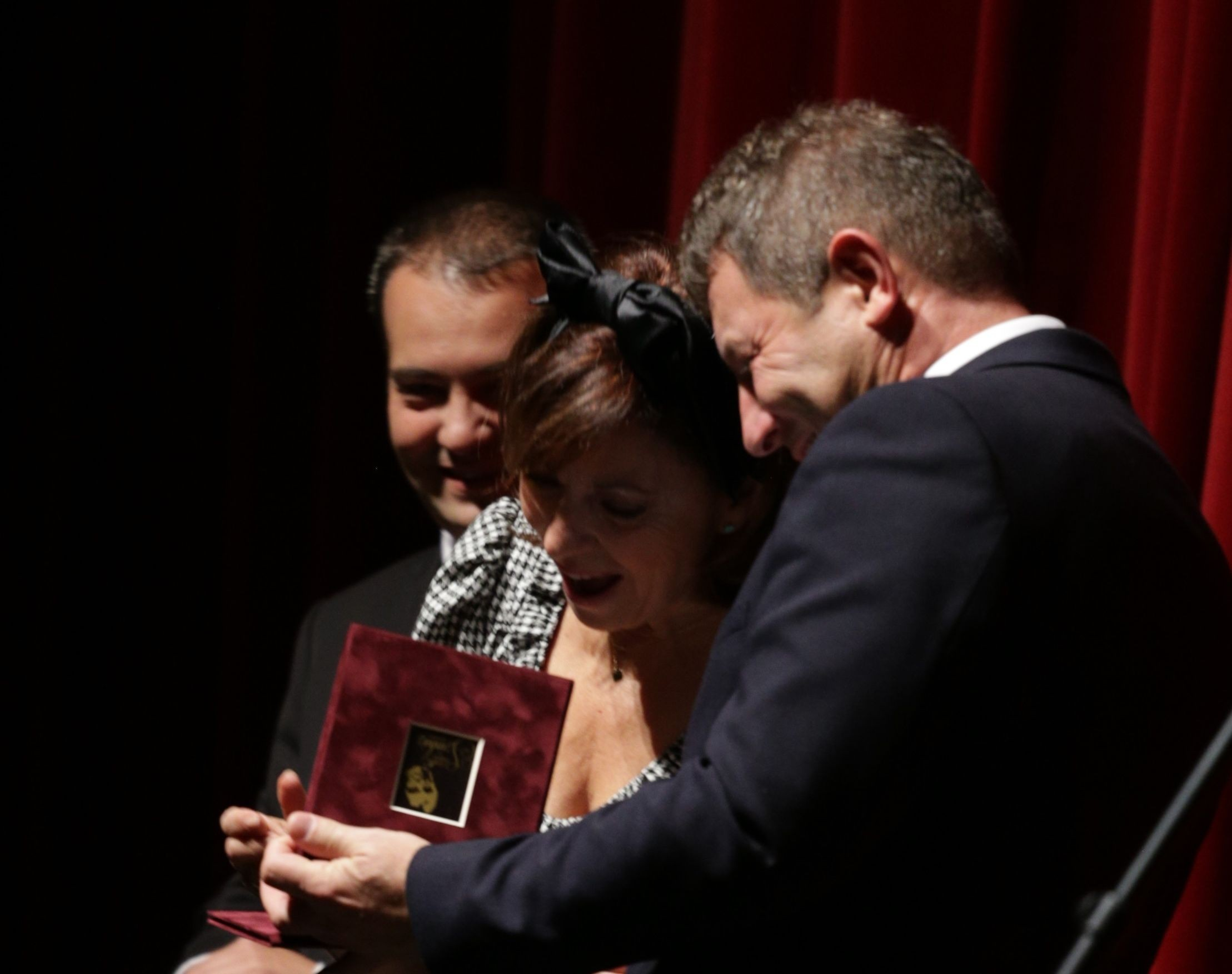 Tizedszer adták át a Zenthe színház Vastaps-díjait