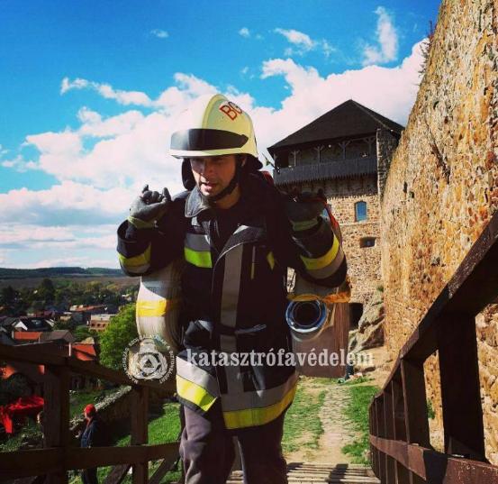 Nógrád tűzoltója 2017
