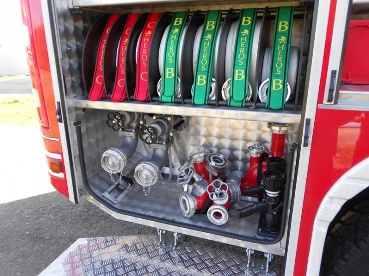Több mint kétmilliárd forint értékű tűzoltótechnikát adtak Nógrád megyének