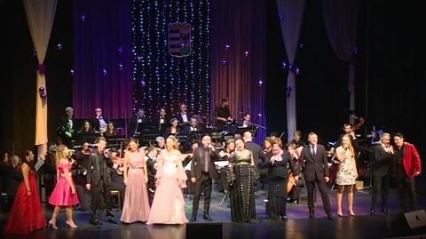Újévi hangversennyel köszöntötte Salgótarján a 2018-as esztendőt