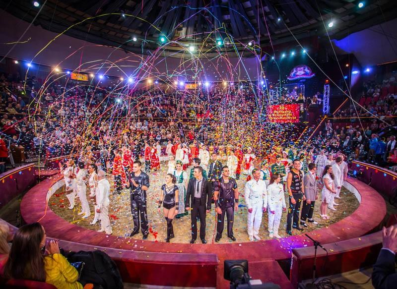 Karneváli hangulattal várja a nézőket a Fővárosi Nagycirkusz új műsora