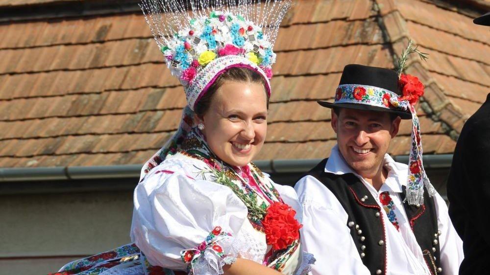 Székely-palóc történelmi lakodalmat csapnak Varsányban
