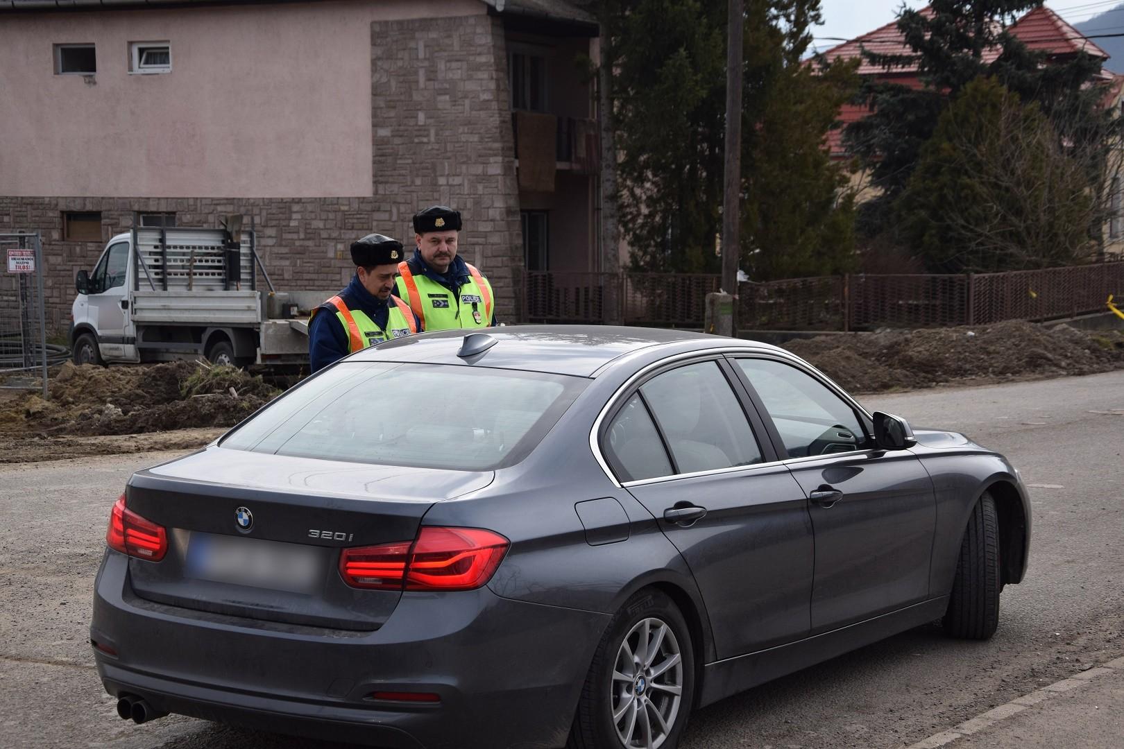 A bátonyterenyei rendőrök közlekedési akciót tartottak