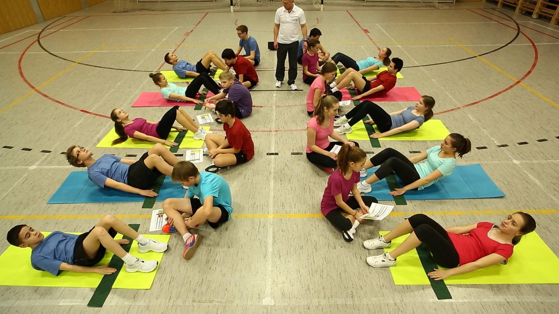Az állóképesség javult, a túlsúly továbbra is nagy probléma a diákok körében