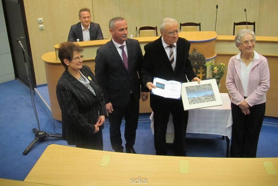 Civilek a Városért díj 2018 Salgótarjánban
