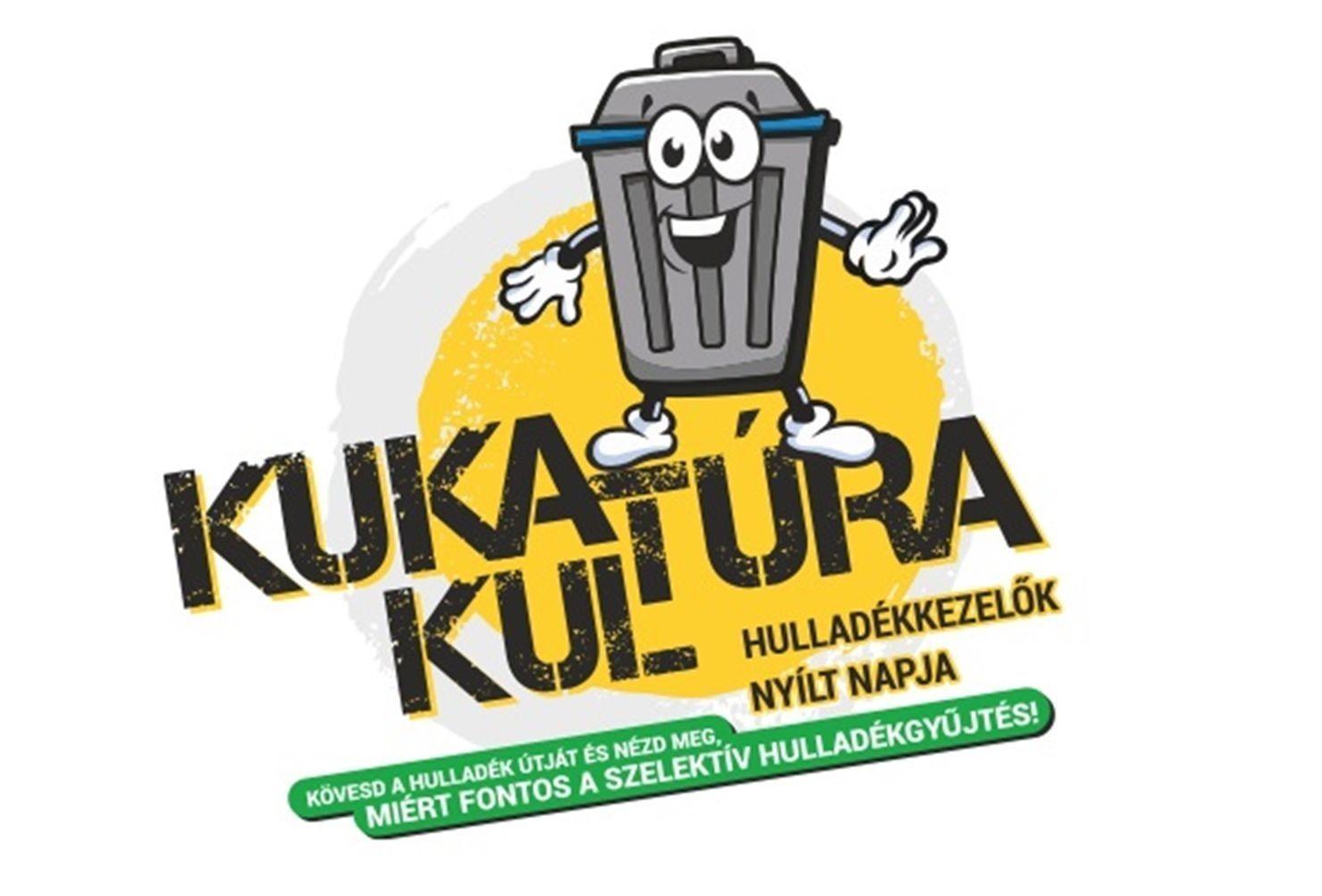 Idén újra megrendezésre kerül a KUKAkulTÚRA, azaz a Hulladékkezelők Nyílt Napja