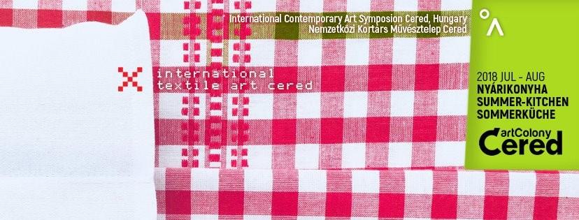 Idén ismét megrendezésre kerül Cereden a Nemzetközi Kortárs Művésztelep