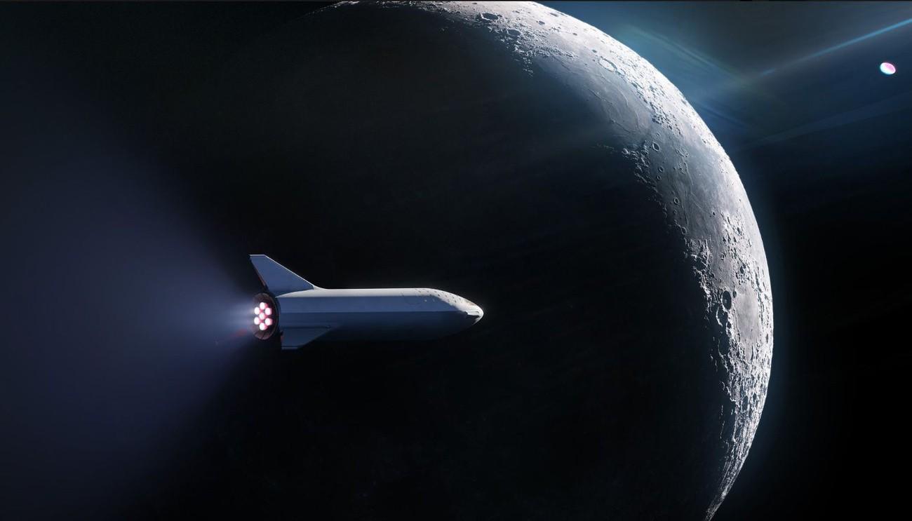 Japán űrturista élvezheti testközelből a Hold látványát