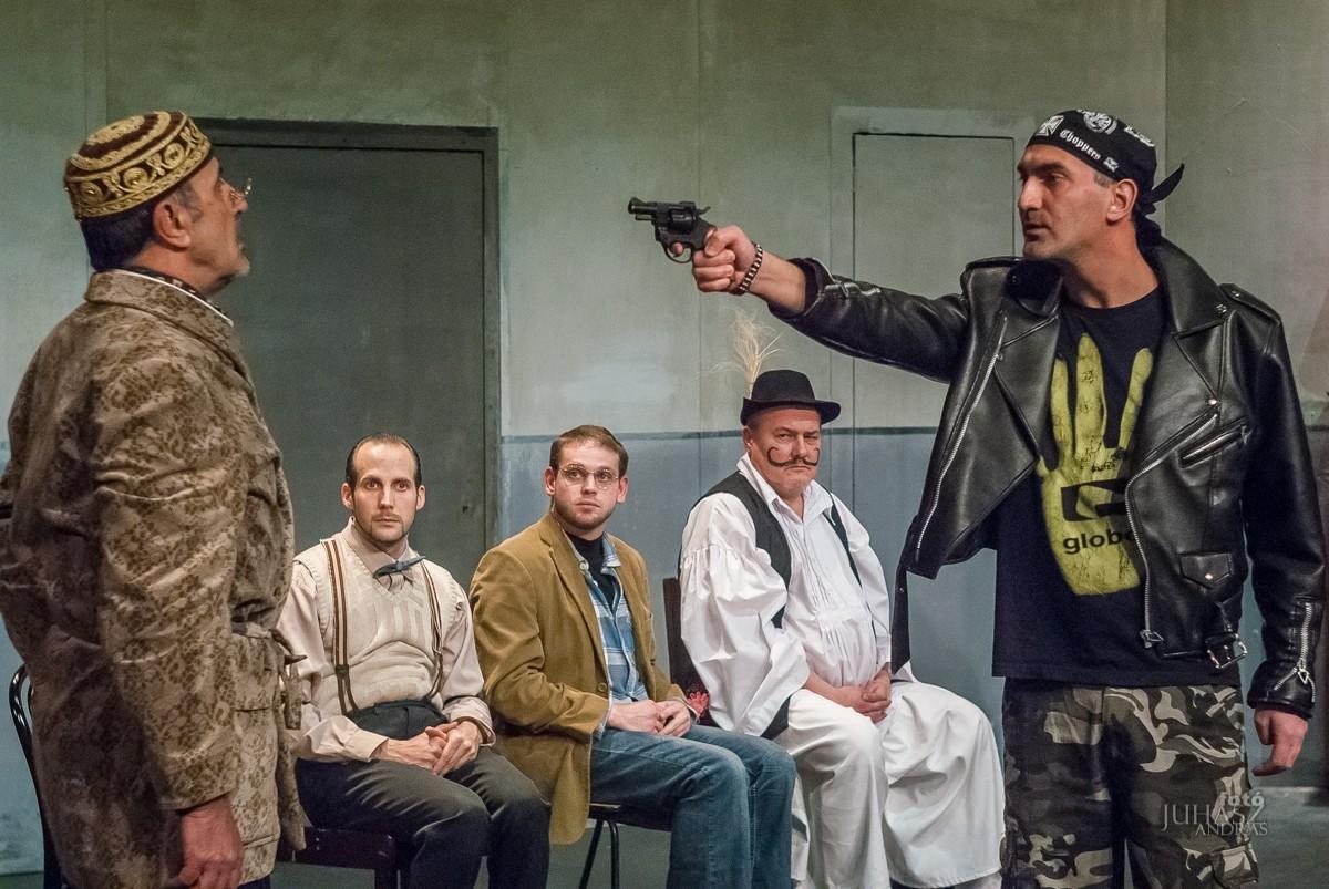 Brassói fesztiválon a Zenthe Ferenc Színház
