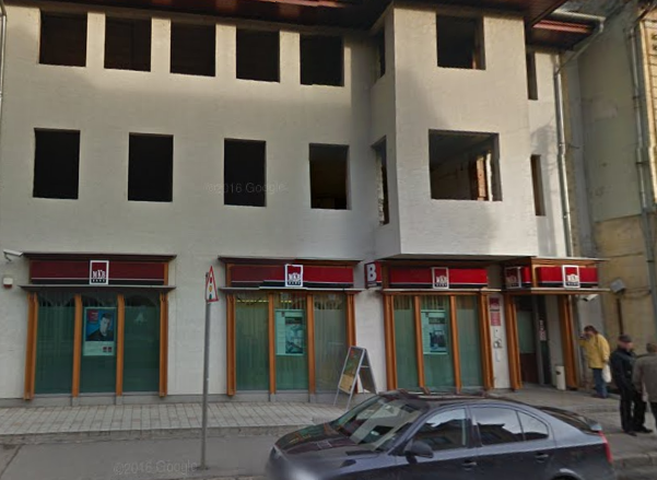 Az MKB Bank bezárja balassagyarmati fiókját