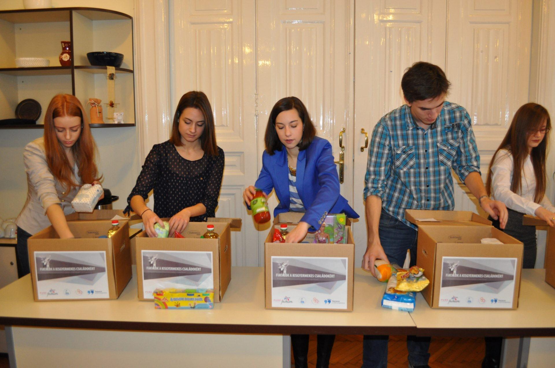 Rászoruló családoknak indít adománygyűjtést a NOE