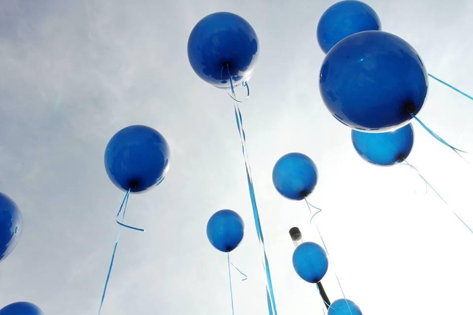 Kék séta az autizmussal élőkért