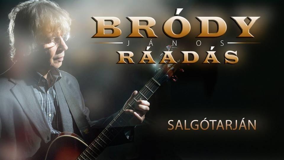 Februárban zenél Bródy a salgótarjániaknak