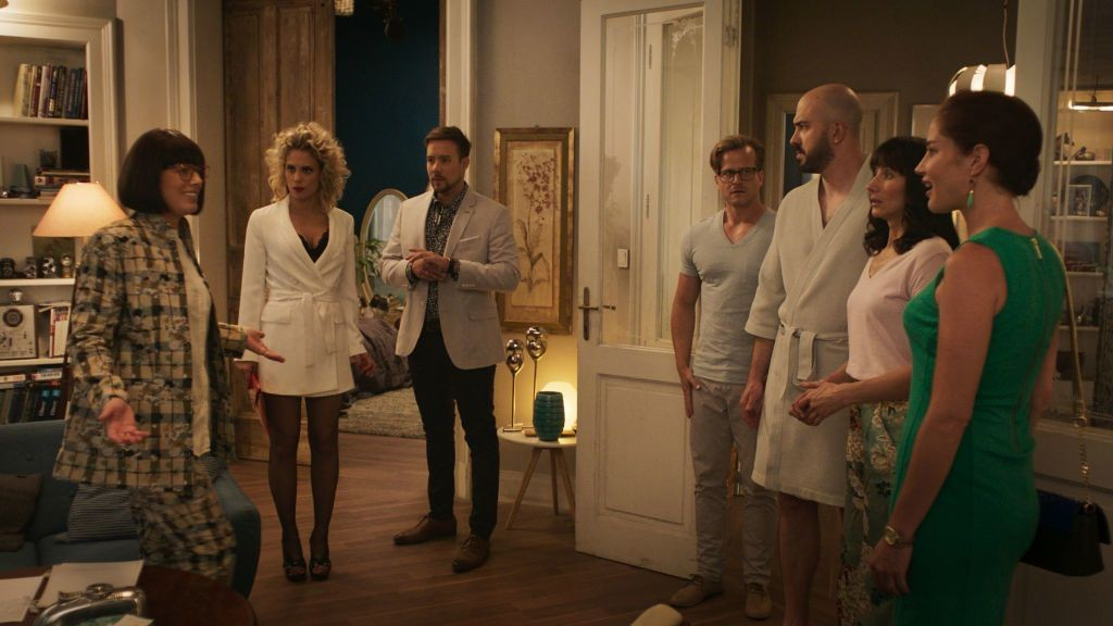 Dobó Kata Kölcsönlakás című filmjét csütörtöktől játsszák a mozik