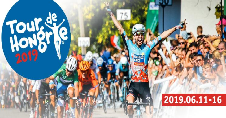 Balassagyarmat is rajtállomás lesz az idei Tour de Hongrie-n