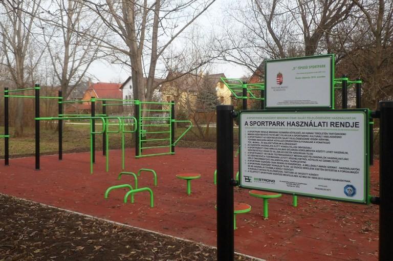 Sportpark lesz Szécsényben