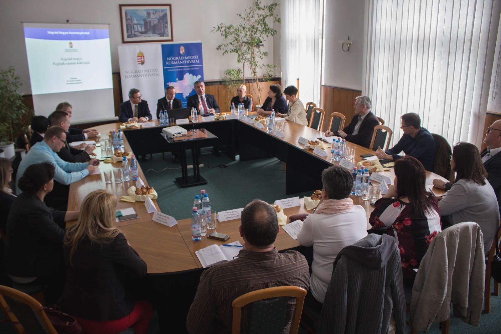 Új módszert alkalmaznak a jobb foglalkoztatásért Nógrád megyében is