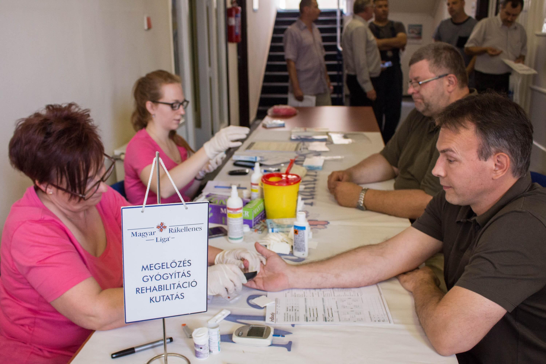 Házhoz vitte a Nógrád Megyei Kormányhivatal a szűrővizsgálatokat