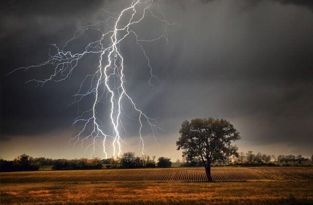 Mit tegyünk, ha hirtelen elkap a vihar?