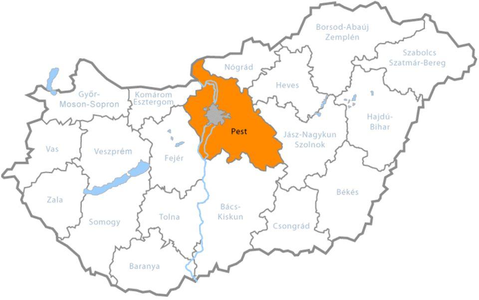 Kettéválik Budapest és Pest megye