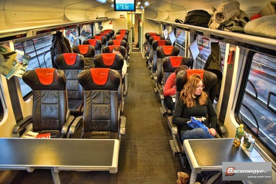 Utazz vonattal a bécsi karácsonyi vásárokra!