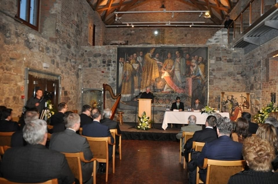 Becket Szent Tamás emlékünnepség Esztergomban