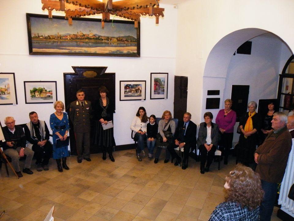 Katonaművészek múzsája: Szentendre