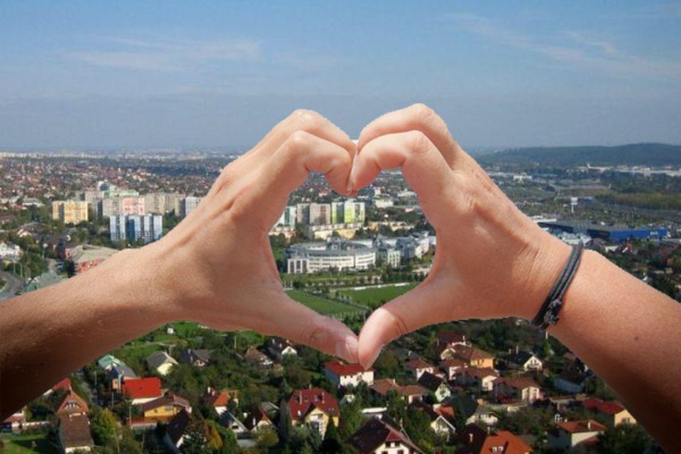 Szeretnek Budaörsön élni az emberek