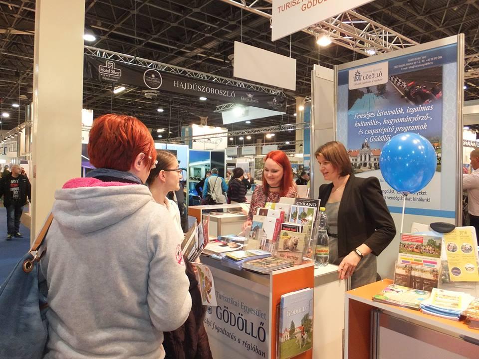 Gödöllő turisztikai programokkal és nyereményjátékokkal várja vendégeit az Utazás Kiállításon