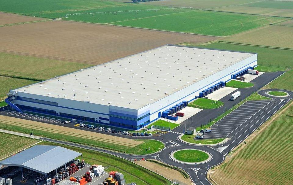 Több mint másfél milliárdos logisztikai központ épül Vecsésen
