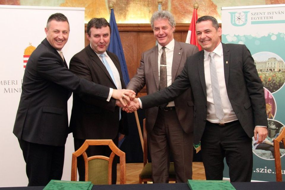 Négyoldalú együttműködés az agrár-felsőoktatás fejlesztéséért
