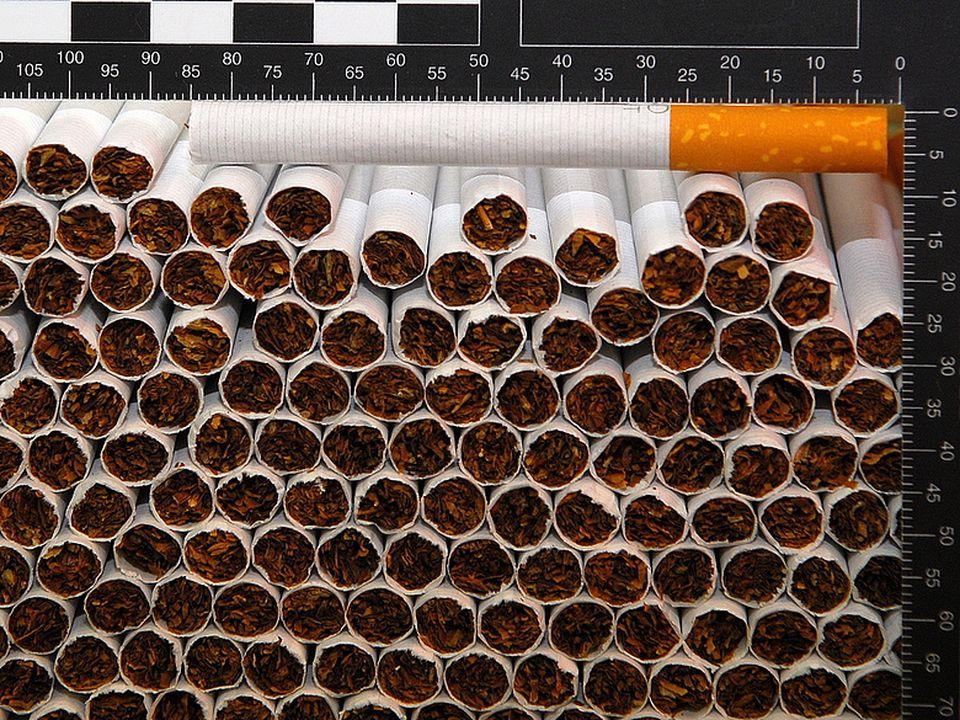Hatalmas mennyiségű dohányt és cigarettát találtak Szigetszentmiklóson