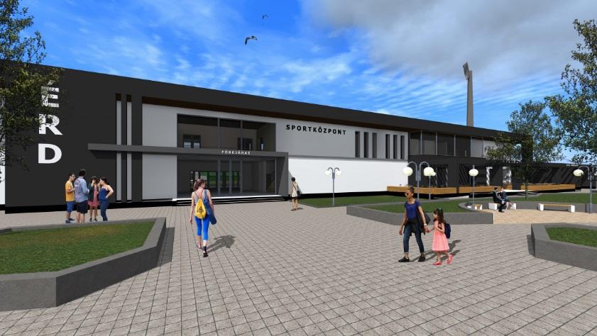 Hárommiliárdos sportközpontot kapnak az érdiek