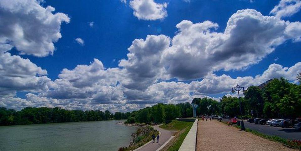 A Szentendrei Dunakorzó hamarosan a gyalogosoké lesz