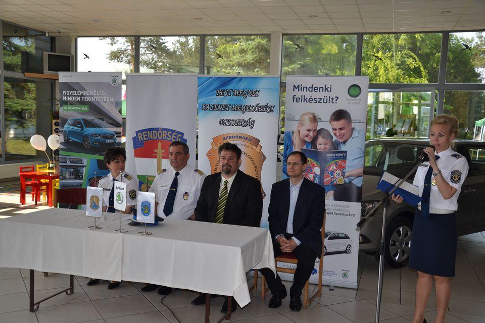 Közlekedik a család Pest megyei döntője