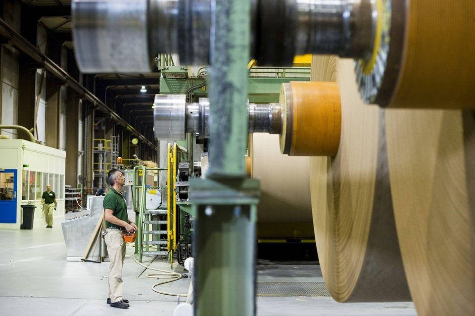 Hétszázmillióból fejleszt a soroksári hullámkartongyártó
