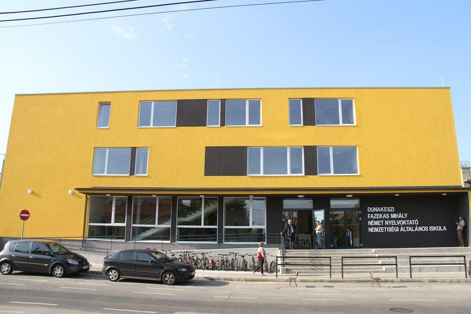 Dunakeszin 24 termes iskola épül