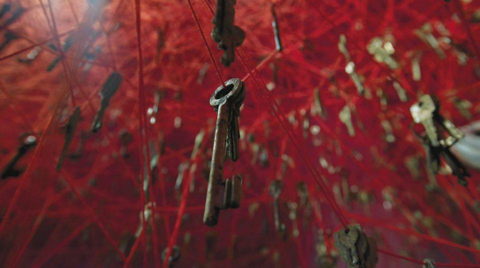 Siota Csiharu nemzetközi kortárs képzőművésznek nyílik tárlata Szentendrén